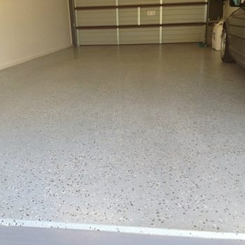 Garage floor painters